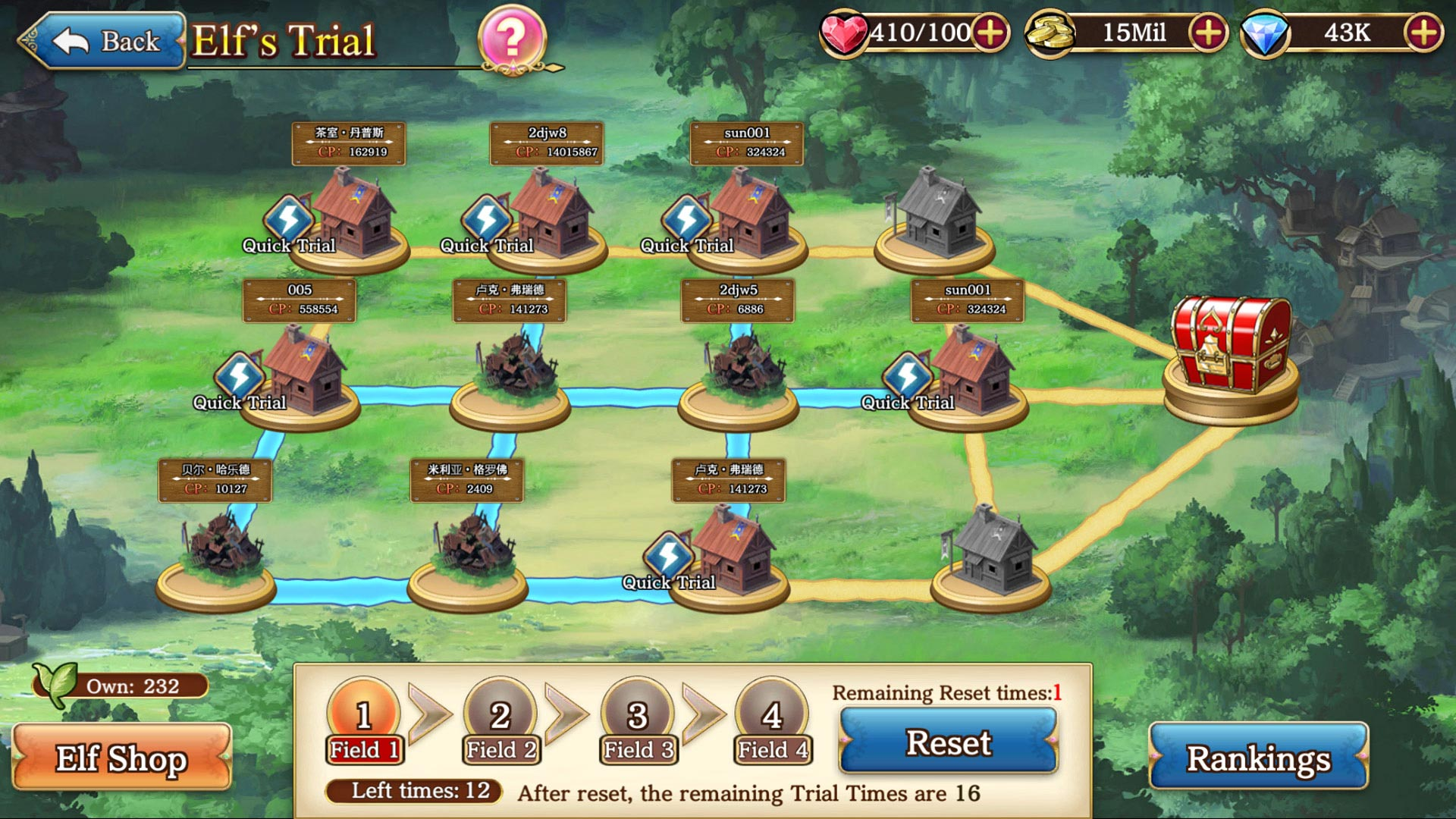 ReBless Zwei English ver - Card Battle RPG Game