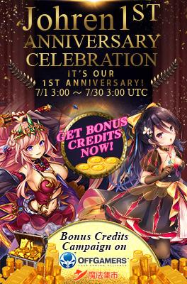 Johren 1st Anniversary Celebration
